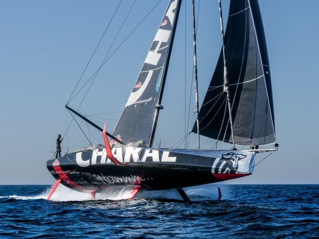 quille plomb Charal imoca